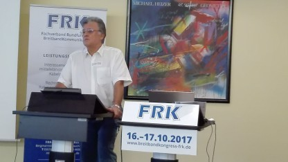 FRK-Chef Heinz-Peter Labonte