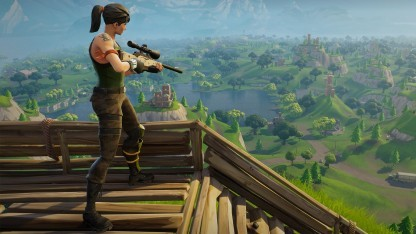 Epic Games nimmt Cheater in Fortnite Battle Royale ins Visier.