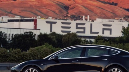 Teslas Model 3 würde nicht mehr lange von der Förderung profitieren.