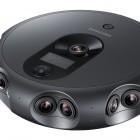 360 Round: Samsungs 360-Grad-Kamera hat 17 Objektive