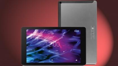 Das Lifetab X10605 ähnelt dem derzeitigen Aldi-Tablet.