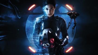 In der Kampagne von Star Wars Battlefront 2 kämpfen wir als Commander Iden Versio.