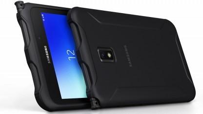 Das neue Galaxy Tab 2 Active von Samsung