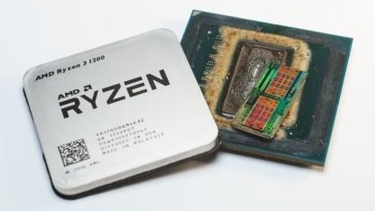 Ein Ryzen-Chip