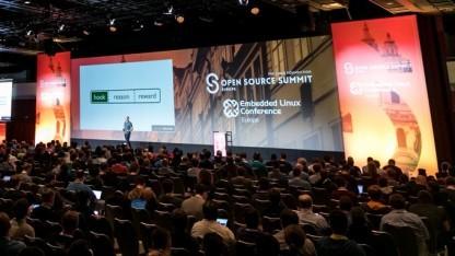 Auf dem Open Source Summit diskutiert die Community nicht nur technische Probleme.