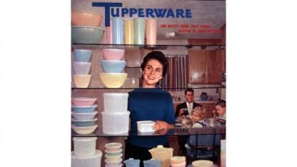 Tupperware-Container waren auch vor der Digitalisierung schon beliebt.