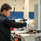Elektroautos: BMW eröffnet Akkufabrik in China