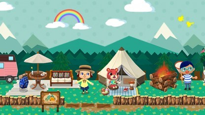 Artwork von Animal Crossing - Pocket Camp