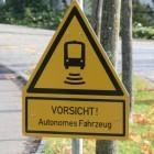 Autonomes Fahren: Bahn startet selbstfahrende Buslinie in Bayern