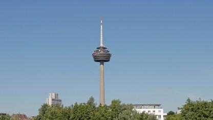 Antennenstandort in Köln