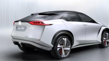 Nissan IMx: Elektro-SUV mit 600 km Reichweite