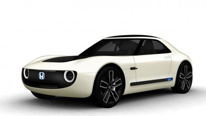 Honda Sport EV Concept: keine technischen Details