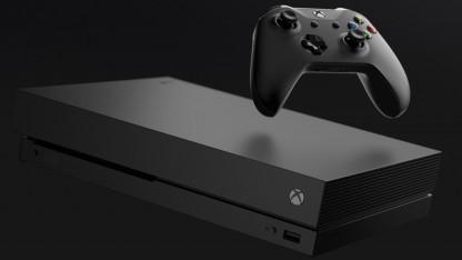 Die Xbox One X erscheint am 7. November 2017.
