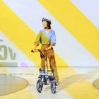 Fahrradkonkurrent: Yamaha plant Elektrodreirad als Fortbewegungsalternative