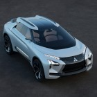 Mitsubishi e-Evolution Concept: SUV mit Coachingfunktion für den Autofahrer