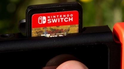 Immer mehr Spiele werden für die Switch gekauft.