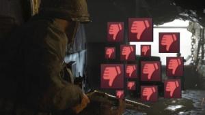 Call of Duty WW2 bekommt größtenteils negative Kritiken auf Steam.