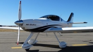 Elektroflugzeug Sun Flyer 2: stromlinienförmige Nase