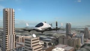 Lufttaxi von Aurora Flight Sciences: Uber will seinen Transportdienst erweitern.