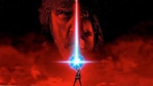 Das offizielle Kinoplakat von Star Wars: Episode 8 - Die letzten Jedi