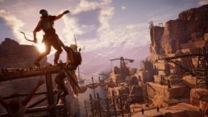 In der ersten Erweiterung für Assassin's Creed Origins kämpfen Spieler auch gegen Römer.