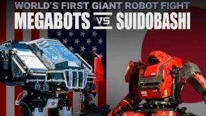 Megabot gegen Kuratas: Kampf ohne Zuschauer
