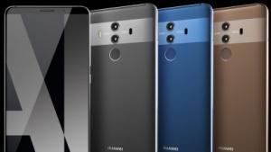 Das neue Mate 10 Pro von Huawei