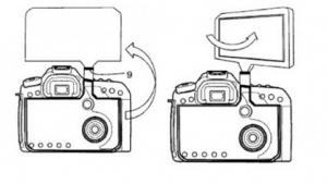 Canon-Patent für riesiges DSLR-Display