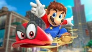 Cappy ist die neue zweite Hauptfigur in Super Mario Odyssey.