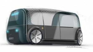 Cloui: Paravan baut Prototypen für autonomes Fahren