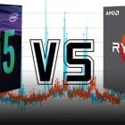 Coffee Lake vs. Ryzen: Was CPU-Multitasking mit Spielen macht