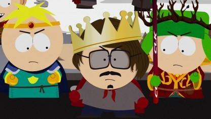 Der Neue in South Park muss die rektakuläre Zerreißprobe bestehen.