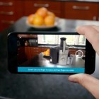 Augmented Reality in iOS-App: Amazon setzt Saftpresse virtuell in Szene