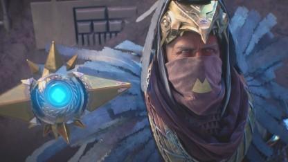 Grafik aus der Erweiterung Fluch des Osiris für Destiny 2
