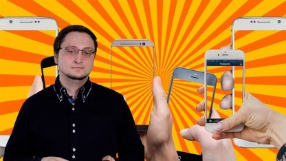 Die Woche im Video: Mehr Handys als Hände