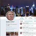 Soziales Netzwerk: Twitter-Angestellter schaltet @realDonaldTrump offline