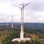 Max Bögl Wind: Das höchste Windrad steht bei Stuttgart