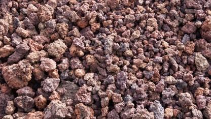 Steine (Symbolbild): 1.000 Tonnen Gestein werden Wärme speichern.