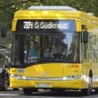 Bombardier Primove: Die BVG hat Probleme mit ihren Berliner Induktionsbussen