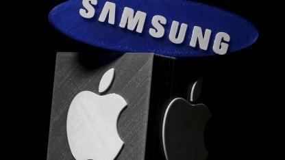 Samsung unterliegt Apple im Patentrechtsstreit.