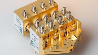 Funktionsprototyp eines 300 GHz Mehrkanal-Funksystems zur weiteren Integration als System-on-Chip