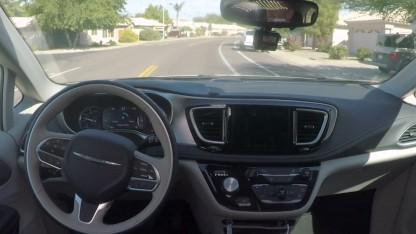 Der Computer als Chauffeur