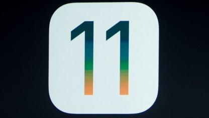 Die Hälfte der Apple-Kunden nutzt iOS 11.