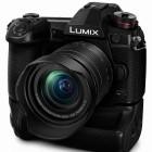 Panasonic-Digitalkamera: Lumix G9 soll Stativ überflüssig machen