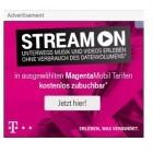 Streit mit Bundesnetzagentur: Telekom setzt Stream On unverändert fort