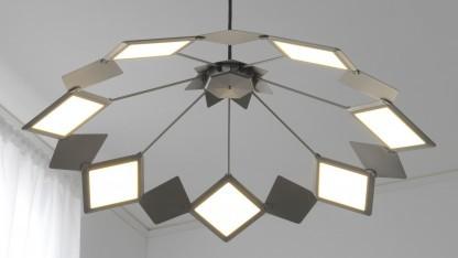 Led Lampen Ikea : Nach leds: ikea stellt oled deckenlampe vor golem.de
