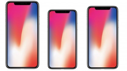 iPhone X Plus, iPhone X 2 und iPhone 9 mit LCD