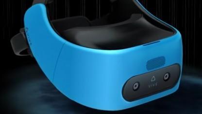Diese Version des HTC Vive Focus kommt nur in China auf den Markt.