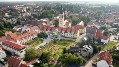 Ausbaustadt in Nordsachsen
