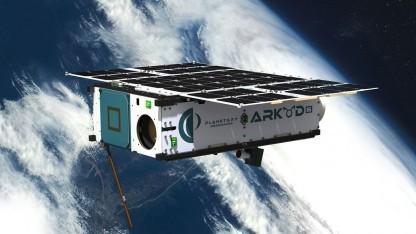 Kleinsatellit Arkyd-6: Suche nach Wasser auf erdnahen Asteroiden